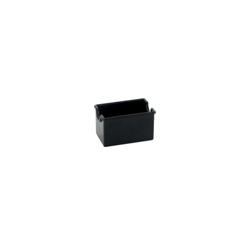 Portabustine Cm 8x6 Nero