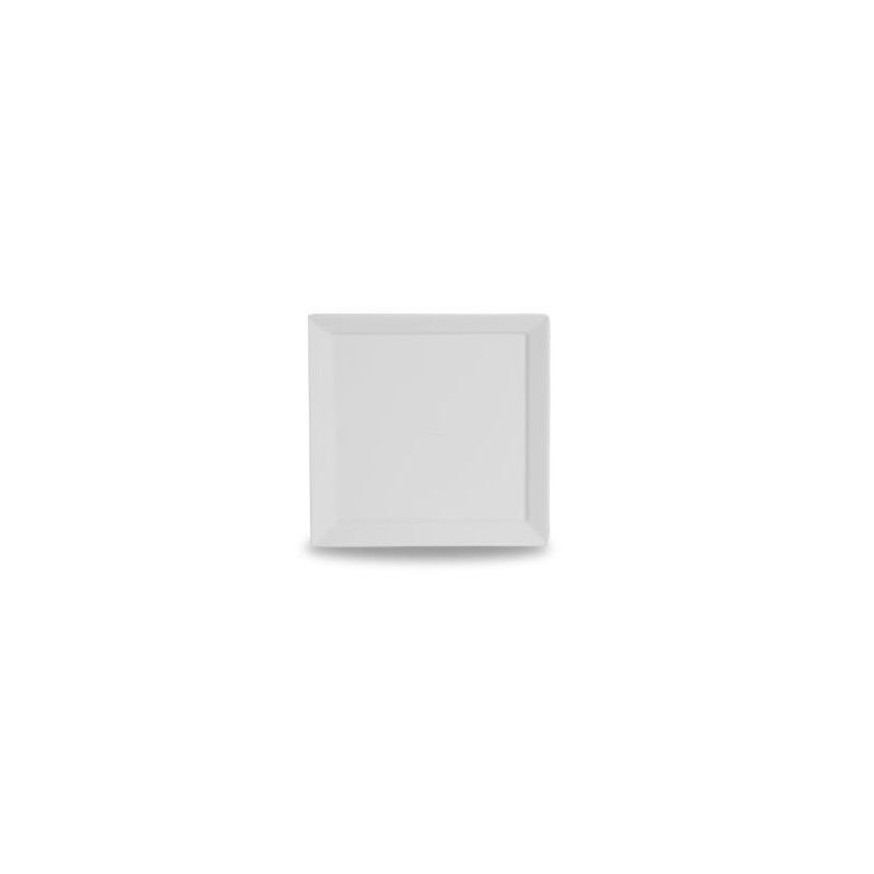 Piattino quadrato cm 10