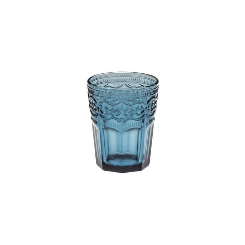 Bicchiere Cannes blu Indigo CTM