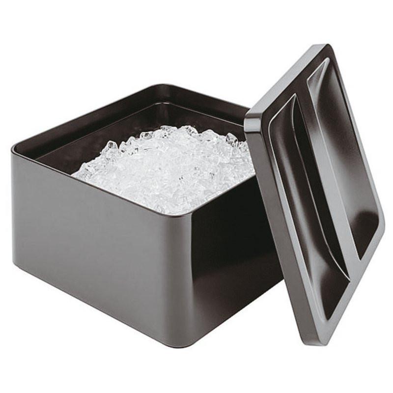 Contenitore ghiaccio Lt 5,4 con coperchio e griglia