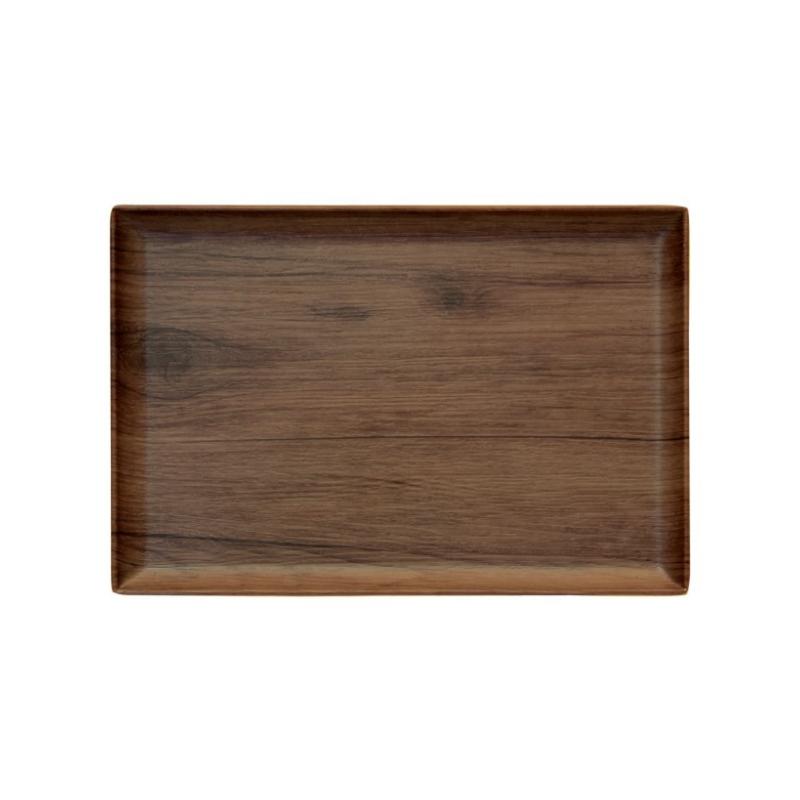 Vassoio purity in legno 30x20