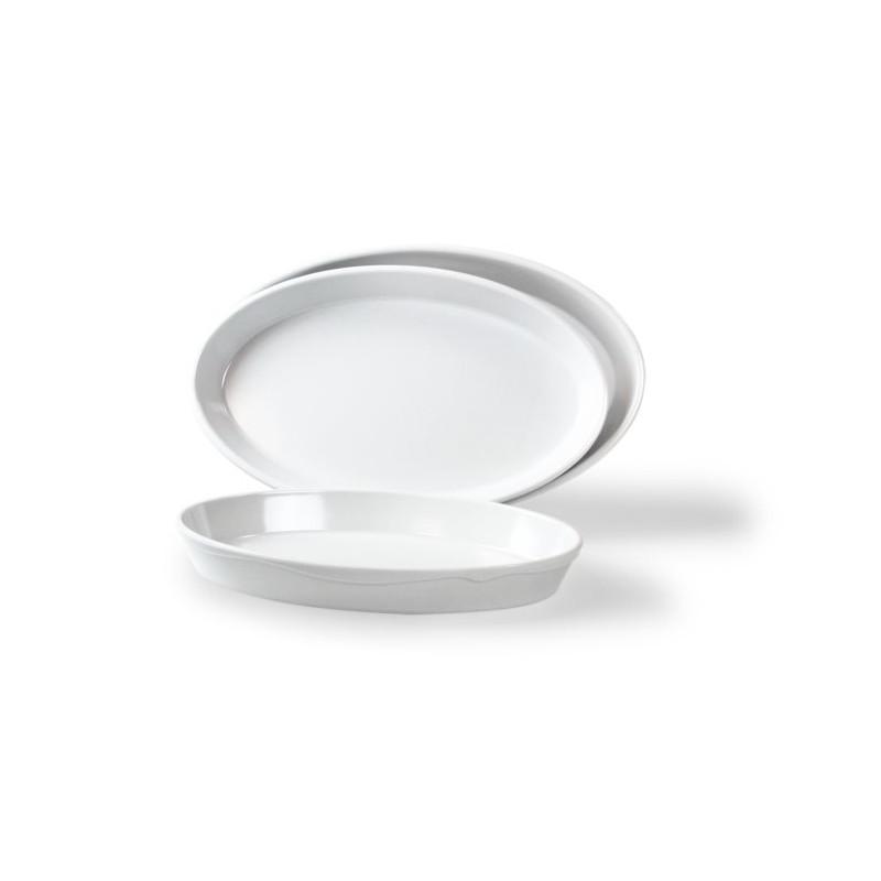 Pirofila ovale 40x24