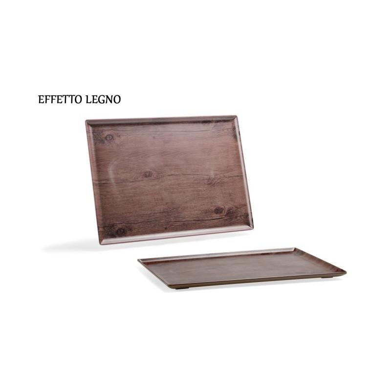 Vassoio purity in legno 40x30