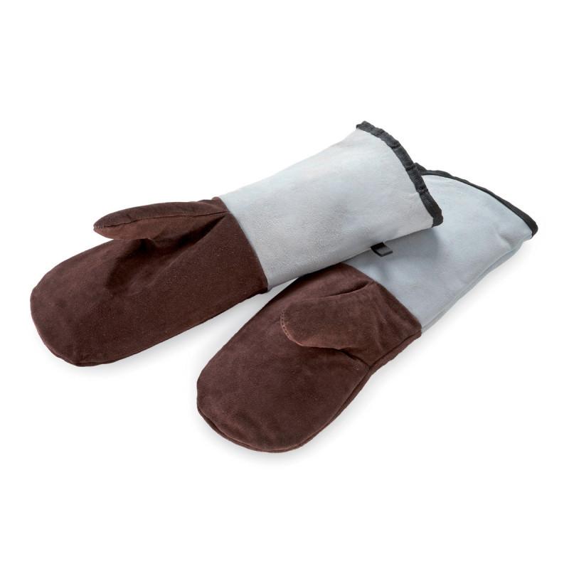 Coppia guanti da forno anticalore