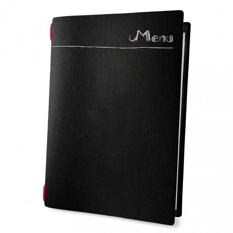 Custom A4 Chalk menu eco nero