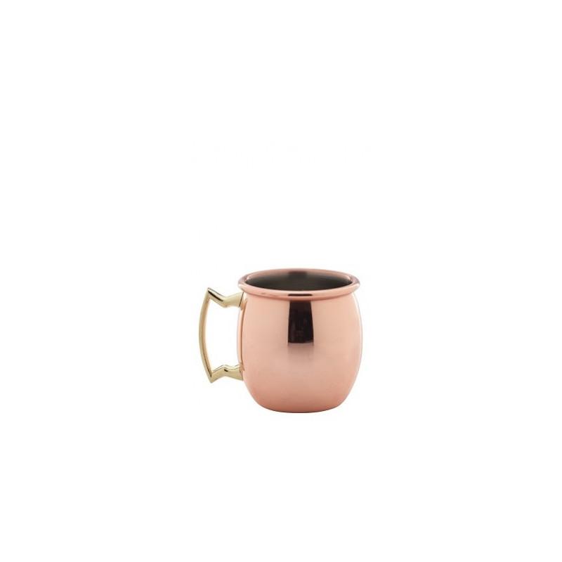 Mini copper barrel mug cl 6