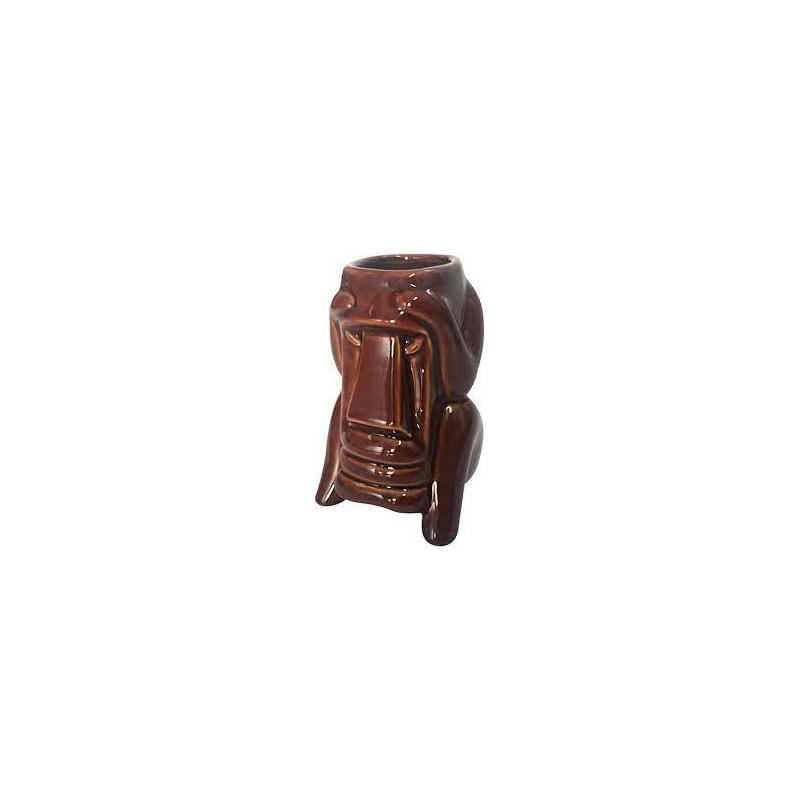 Bicchiere Tiki Moai cl 41