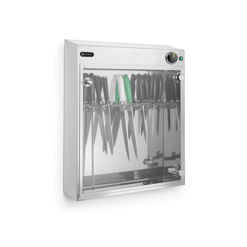 Sterilizzatore UV per 14 coltelli