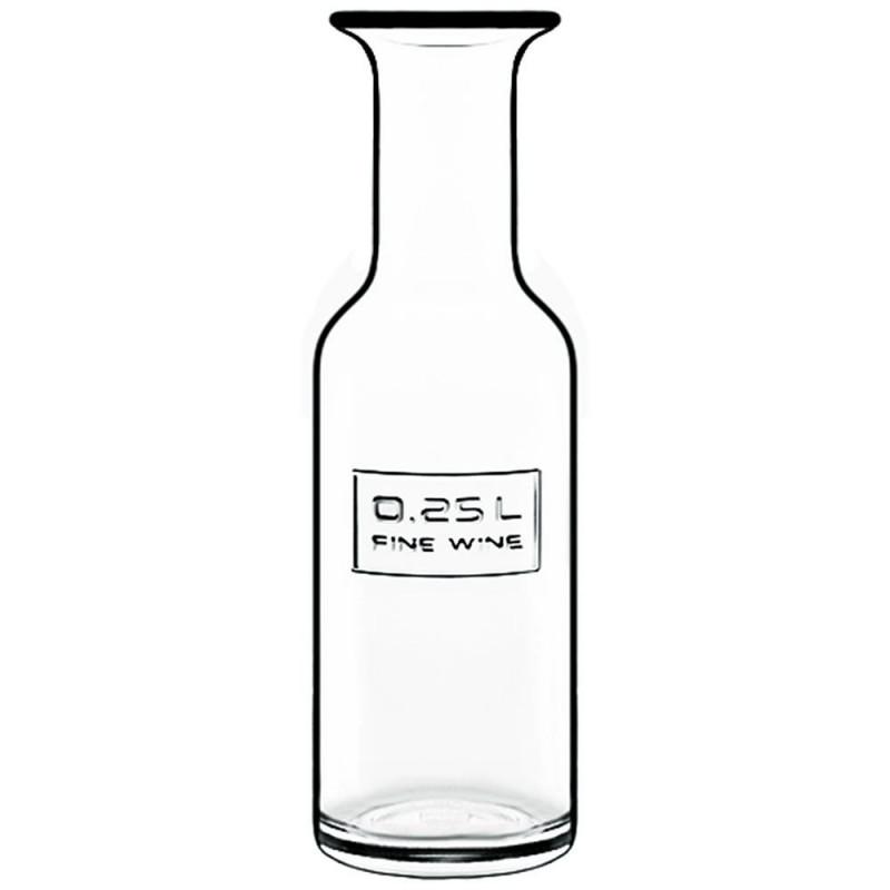 Bottiglia Optima Fine Wine 0,25 Lt