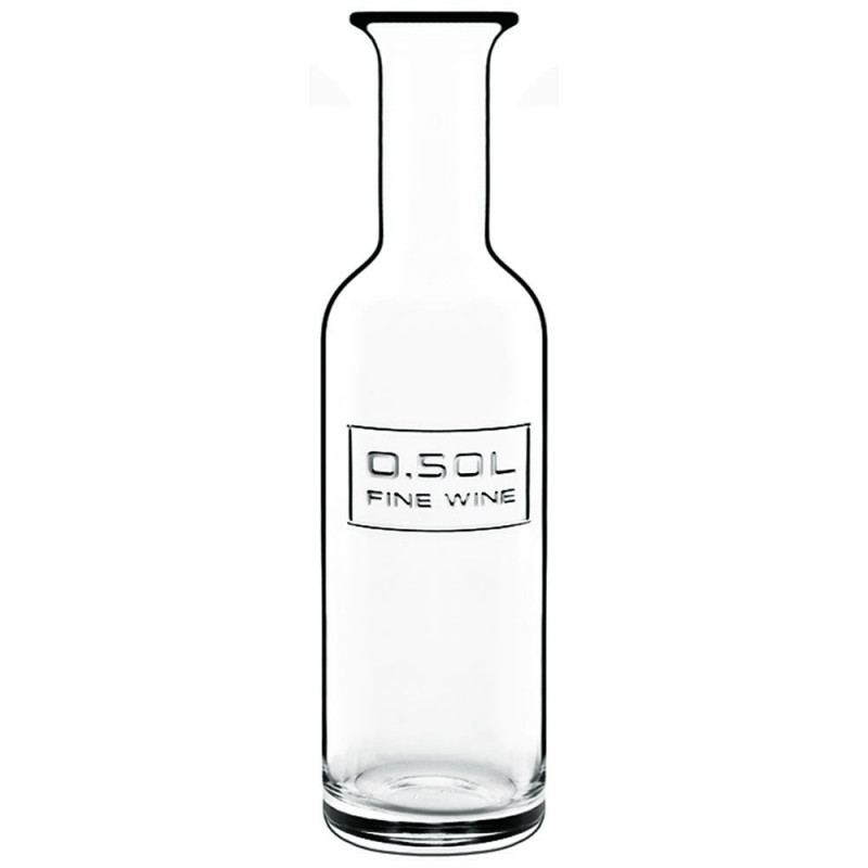 Bottiglia Optima Fine Wine 0,50 Lt